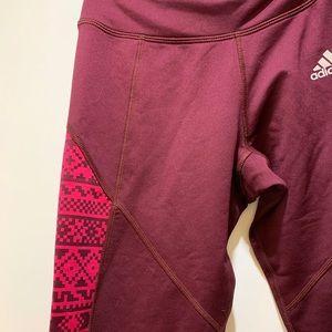 Adidas | Women's Climawarm Running Tights